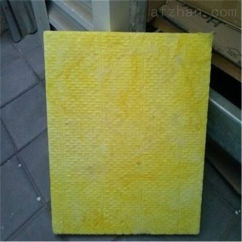重庆厂家吸音玻璃棉板