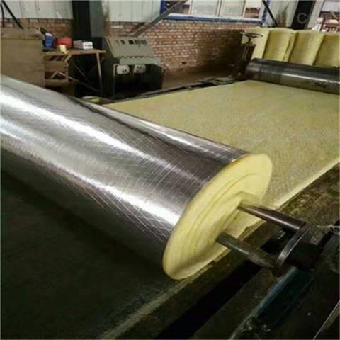 陕西厂家加工玻璃棉卷毡