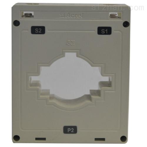 测量型电流互感器 接线方便翻盖设计