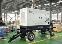 康明斯工地施工用移动发电机组增压器更换