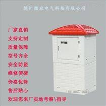 机井灌溉射频卡控制器 smc智能玻璃钢井房