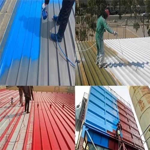 辽中县 专业彩钢翻新漆  生产厂家