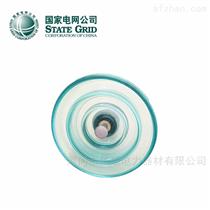 草帽型玻璃绝缘子 钢化玻璃瓷瓶可定制