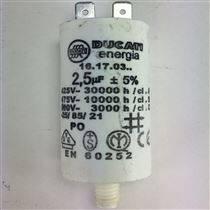 意大利DUCATI工业电容MKP20-25