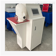醫用一次性熔噴濾料阻燃性能測試機試用