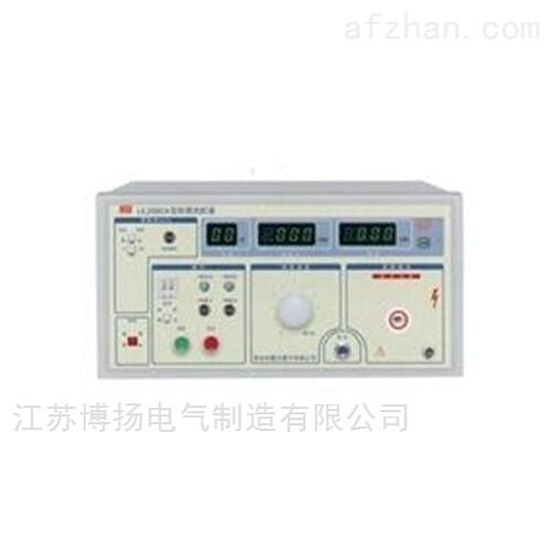 便携式耐电压测试仪市场报价