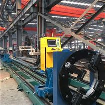 江苏圆管方管钢结构切割机 工业机器人