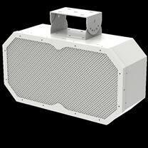 高清远程特种应急防水强声器