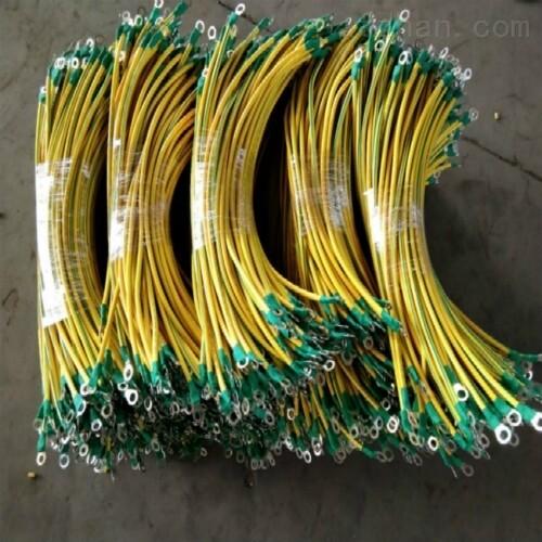 黄绿接地线BVR国标电源线