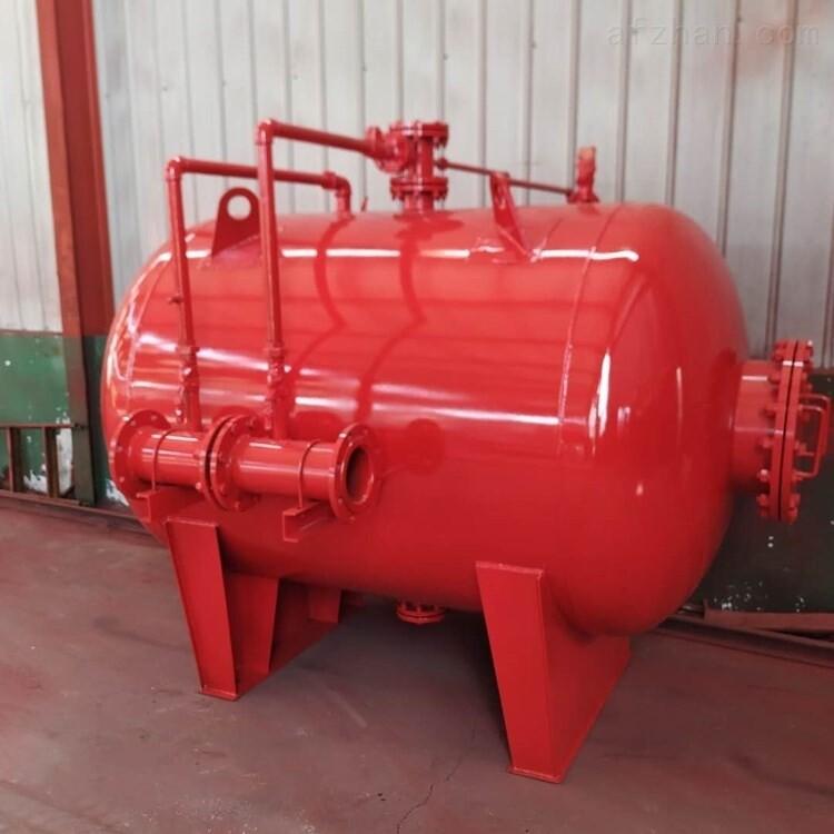 压力式消防泡沫灭火装置