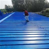 山东厂房彩钢翻新漆厂家施工