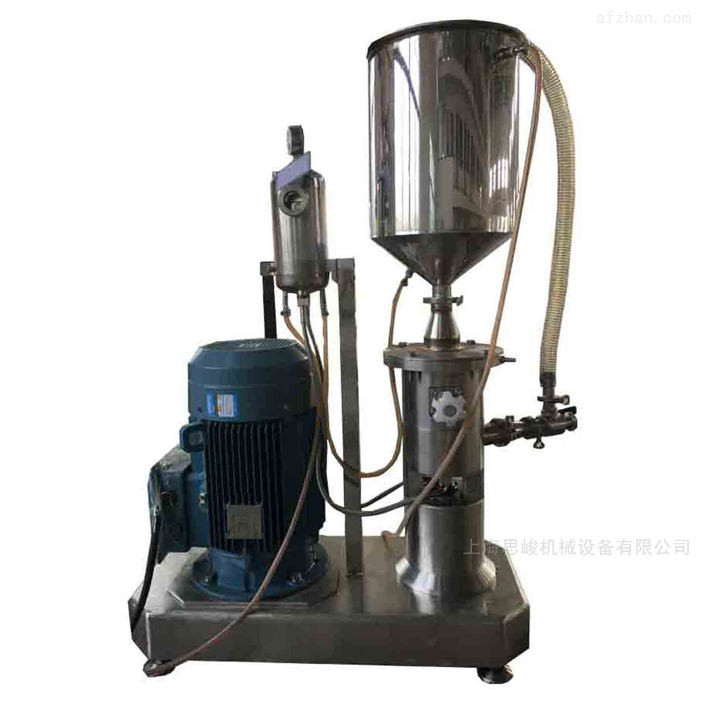 碳纳米管改性的乳液上浆剂乳化机