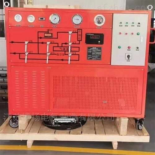 供应三级电力承装SF6气体抽真空充气装置