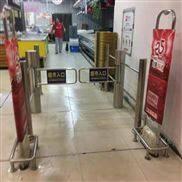 金石伟达超市进出口器超市单向感应门