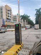 貴州小區進出車輛管理收費車牌識別系統道閘