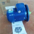 MS80240.75KW中研紫光电机