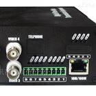 公共安全视频2路SDI 4路数据多业务光端机