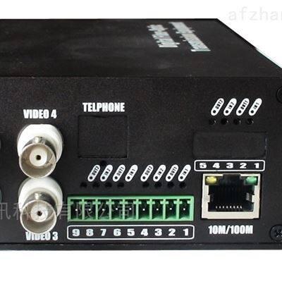 车路协同系统用2路SDI 4路数据多业务光端机