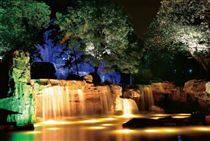 水景灯光照明设计的四大分类