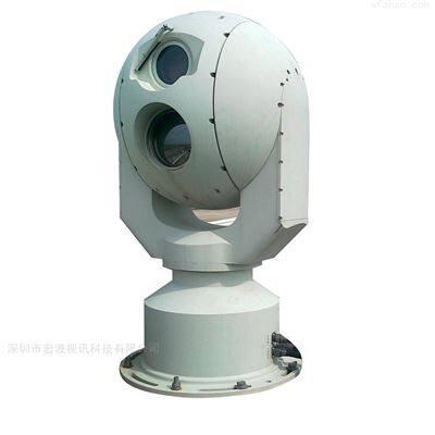 海防监控球形云台多光谱摄像机陀螺仪稳像