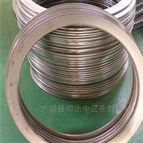 钢包垫片厂家 优质304不锈钢包覆垫片规格
