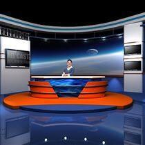 虚拟演播室系统-多媒体一体机