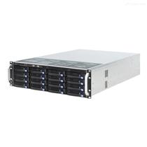 杰士安16或24盘位微耗功监控视频存储服务器
