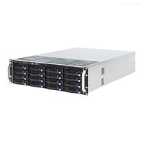 杰士安16或24盘位微耗功视频存储服务器