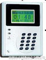 IC感应卡考勤机,智能感应卡考勤机,打卡考勤机,中文考勤机,考勤门禁机