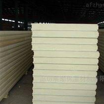 廠家供應冷庫保溫阻燃聚氨酯復合板
