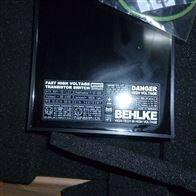 Behlke高压开关的应用说明