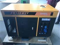 10kw柴油发电机电启动方式