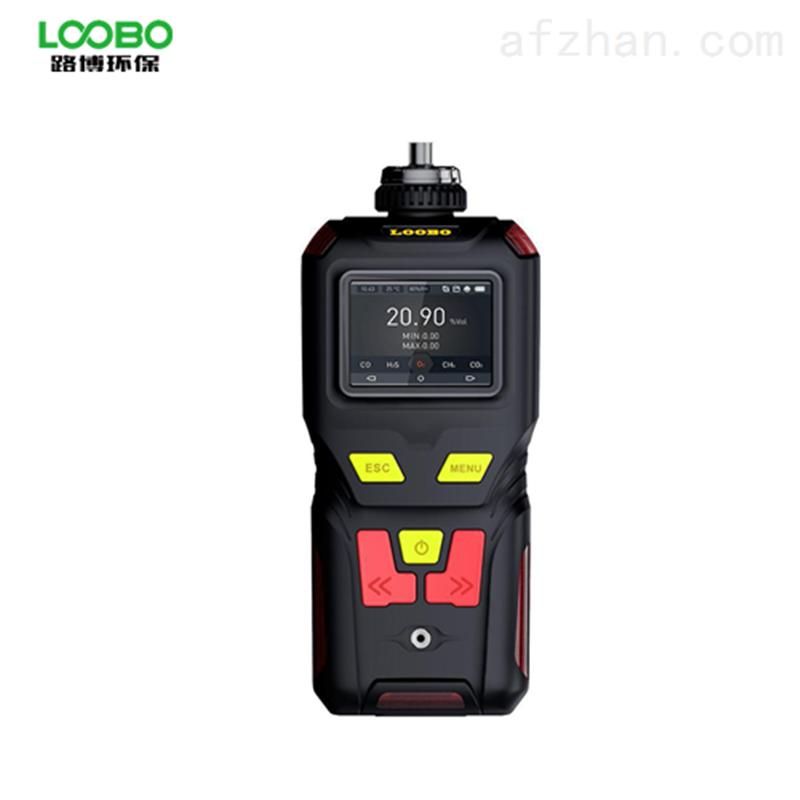 化工行業用泵吸四合一多氣體檢測儀