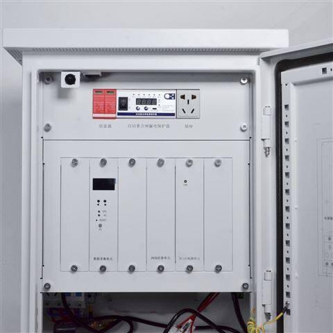 智能交通用570型室外监控智能箱
