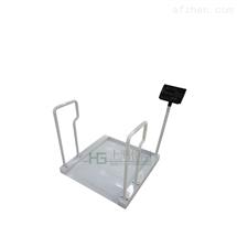 200公斤抗冲击轮椅电子秤 带斜坡电子轮椅秤