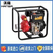 便攜式柴油機2寸高壓水泵價格