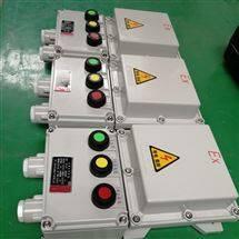 三相电机控制箱防爆磁力启动器