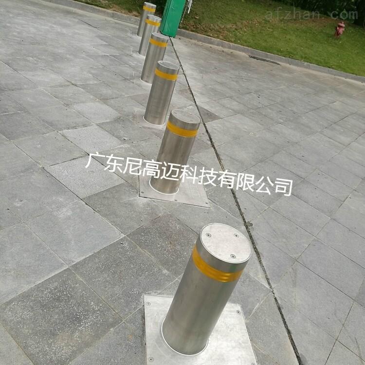 优质液压升降柱 不锈钢挡车路障厂家