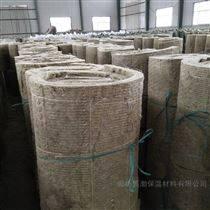 高温设备管道 保温 铁丝网岩棉毡