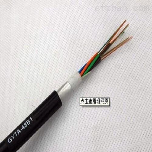 直销24芯室外单模光纤GYTA-24B1