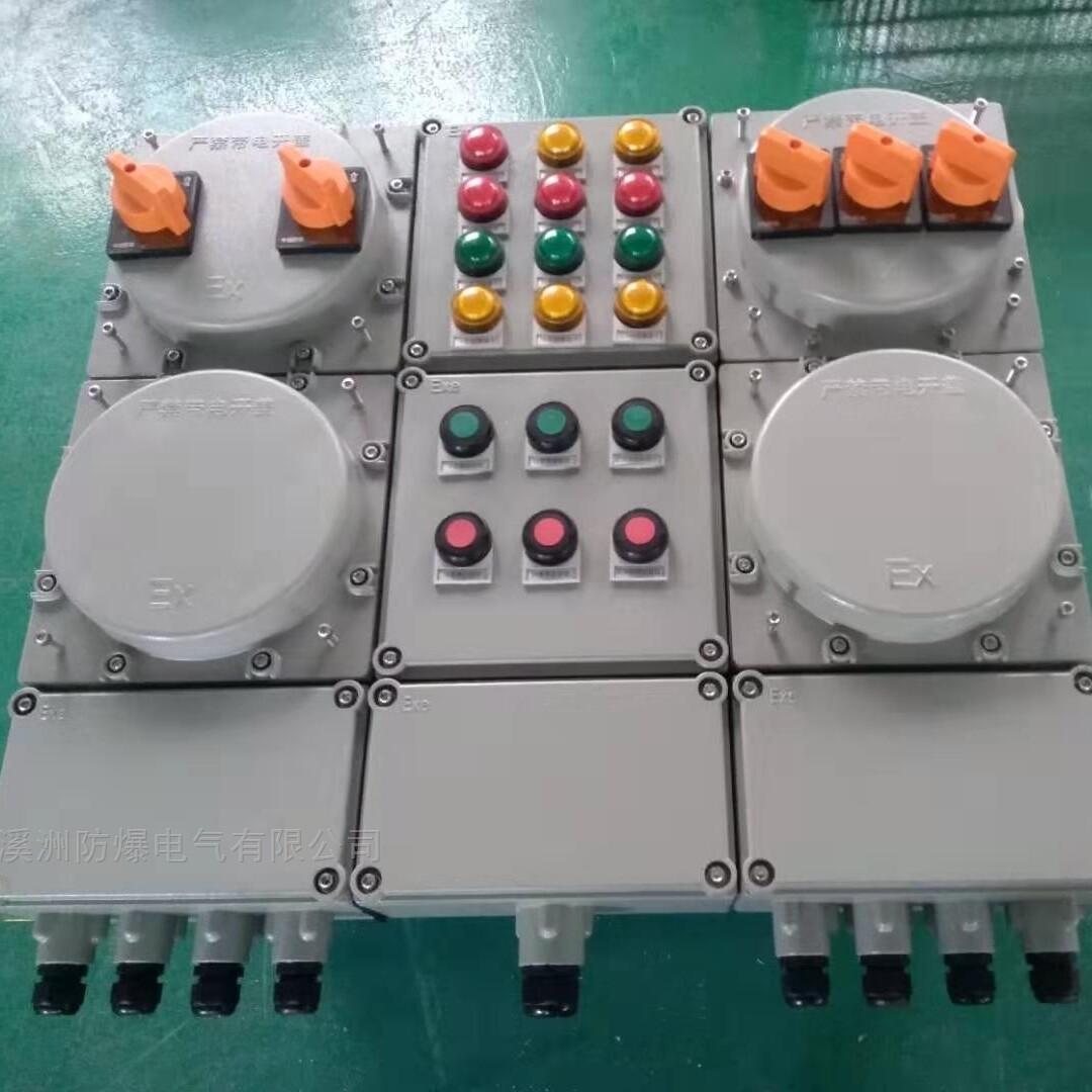 山西非标IIC级防爆配电箱