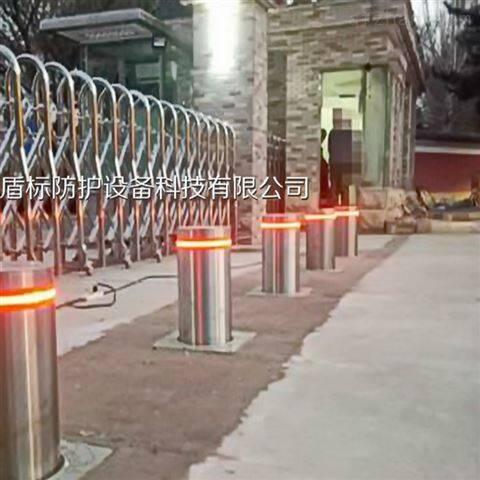 新疆防撞柱,液压自动升降路桩批发