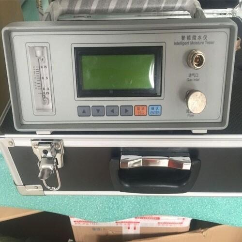 保质保量SF6气体微水测试仪