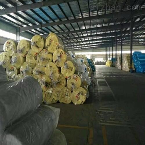 神州玻璃棉卷毡豪森维尔卷毡生产