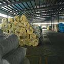 神州高端玻璃棉卷毡豪森维尔卷毡生产