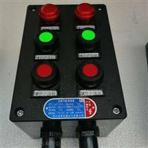 BXK防爆防腐控制箱两灯四钮
