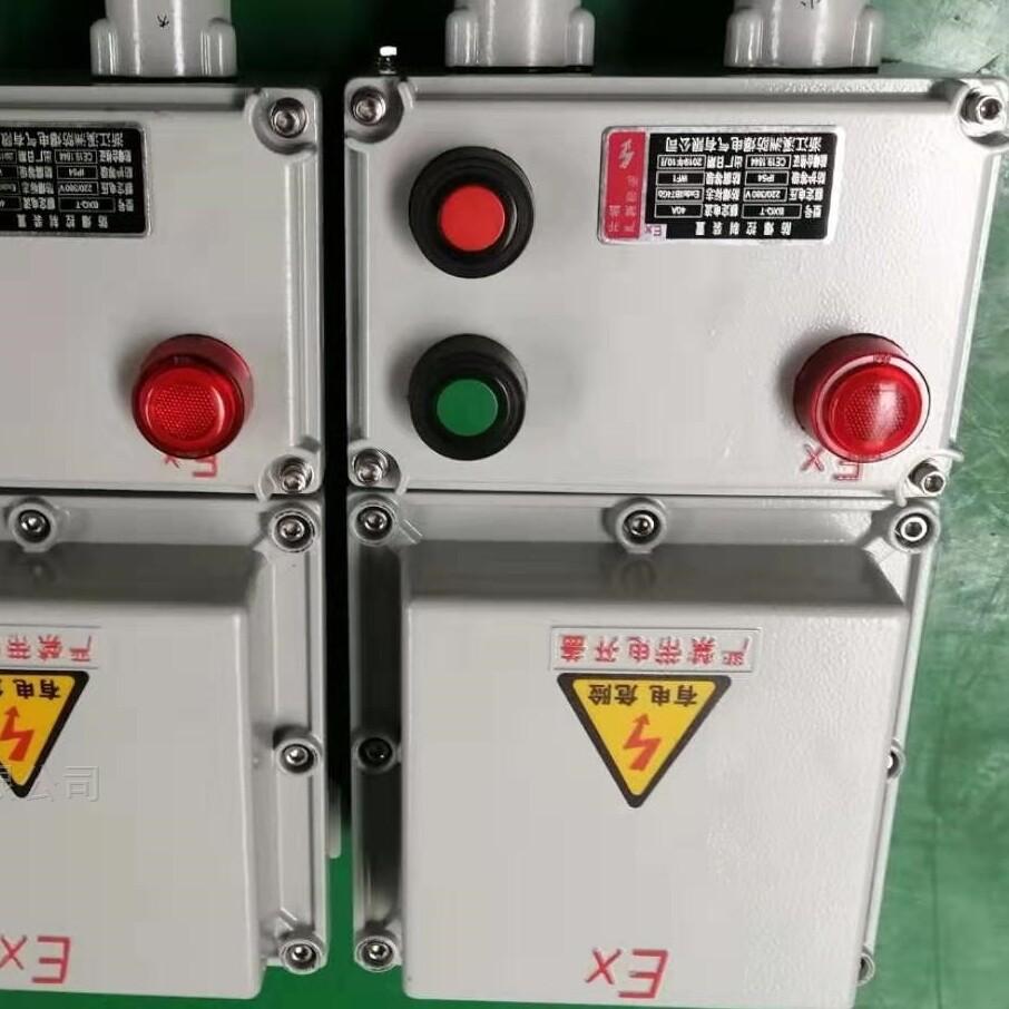 防爆磁力启动器山东生产厂家报价
