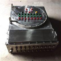 BXMD洗煤厂防爆配电箱IIC级不锈钢