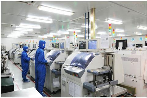 惠海磁吸灯IC磁吸驱动方案降压恒流调光芯片
