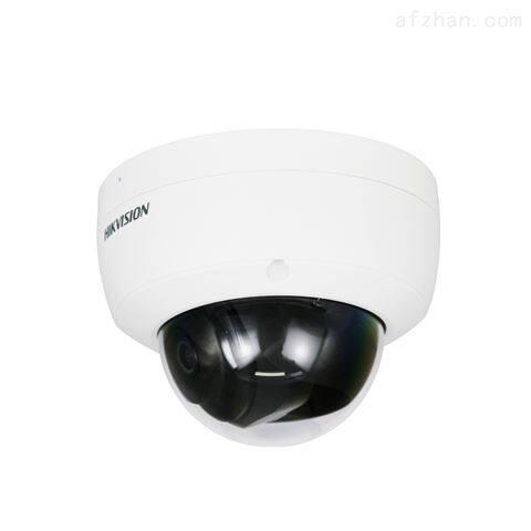 海康威视 400万POE红外音频网络监控摄像机